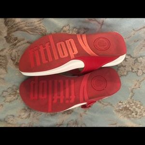Fitflop Shoes - Red Fitflop